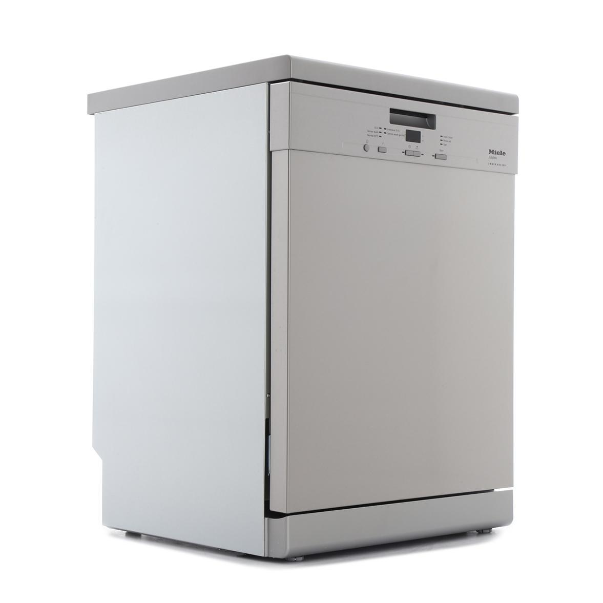 Miele New G4000 Free Standing Dishwasher in Clean Steel G4940 Cutlery Basket